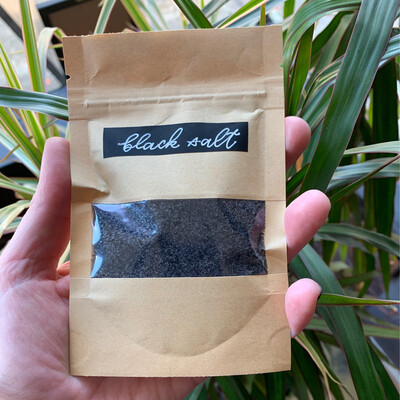 Witches Black Salt