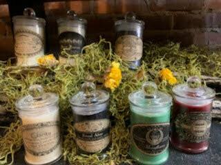 Apothecary Candles
