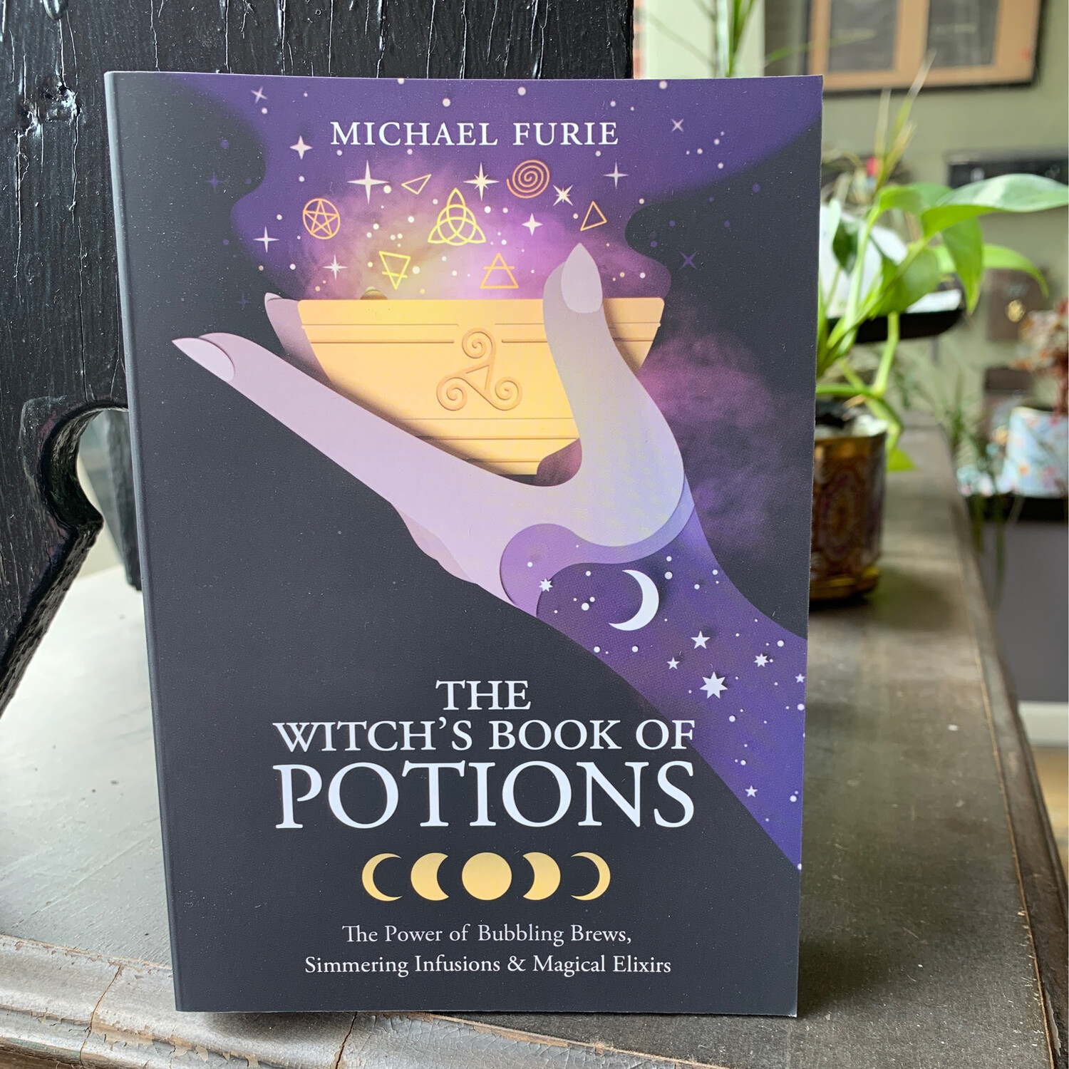 Witch's Book Of Potions