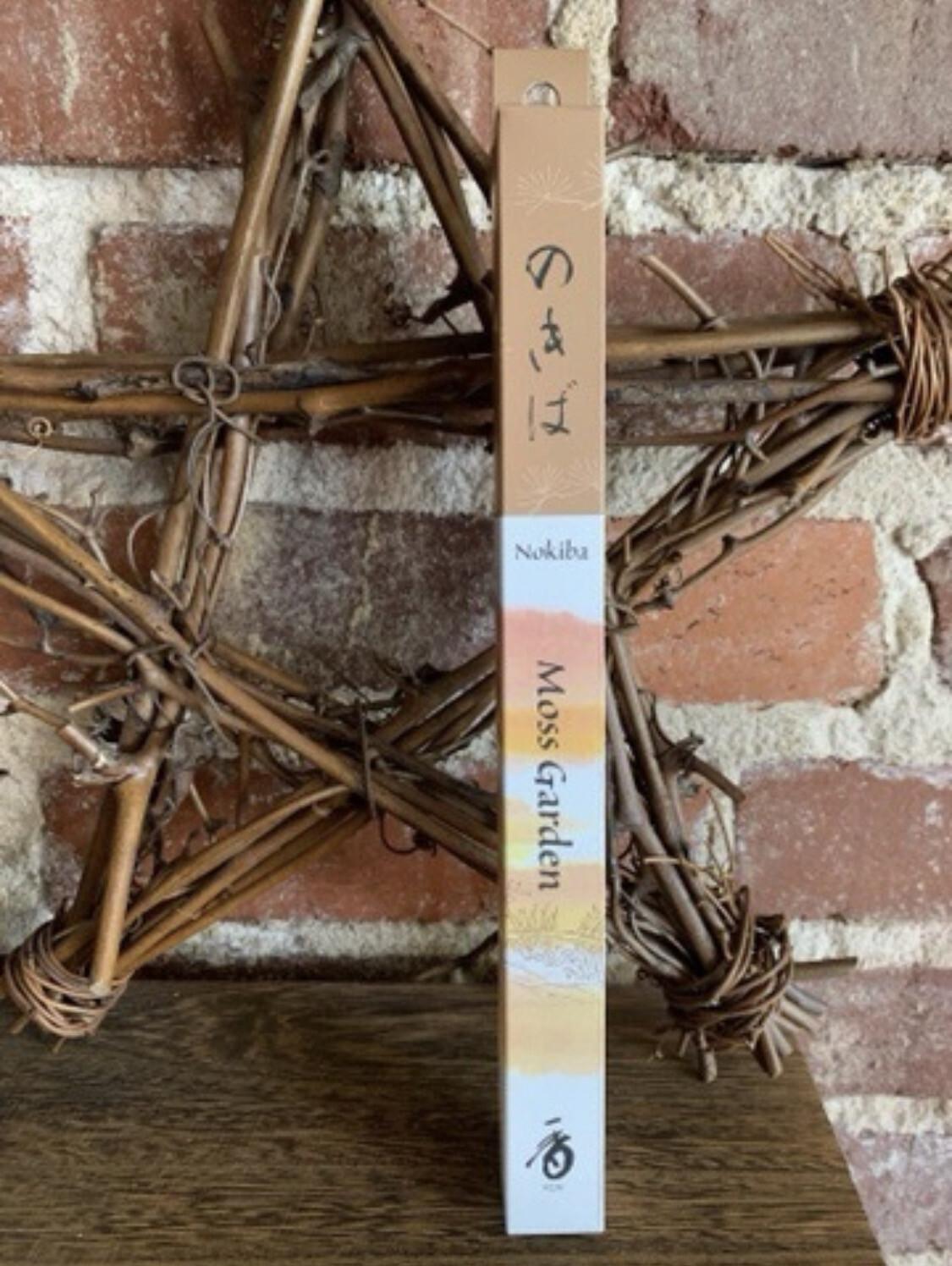 Shoyeido Moss Garden Incense