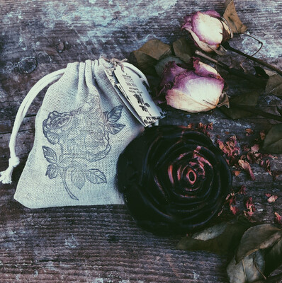 Dark Rose Handcrafted Soap