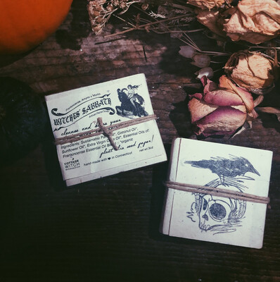 Witches Sabbath Soap
