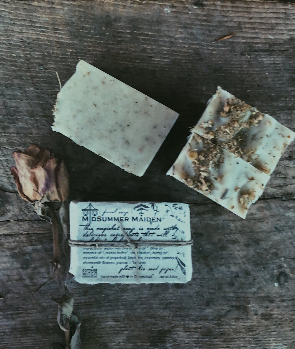Midsummer Maiden Soap