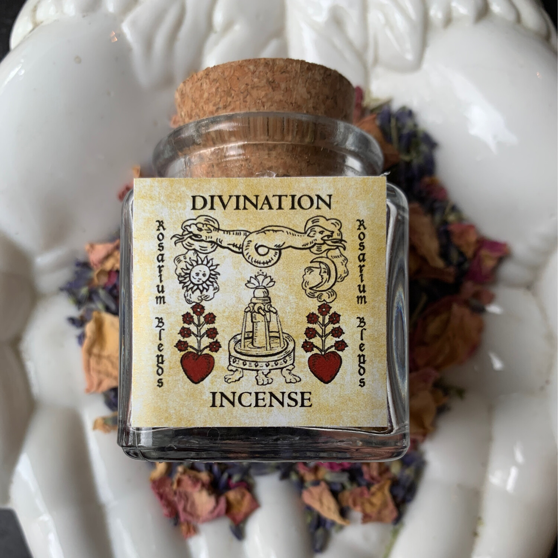 Rosarium Blends Divination Incense