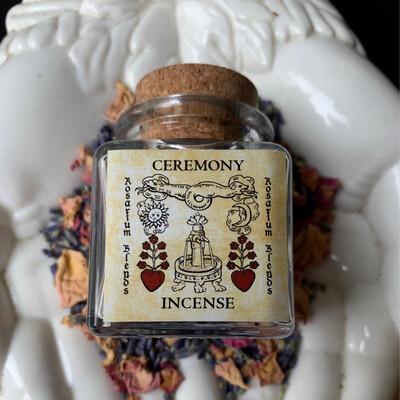 Rosarium Blend Ceremony Incense