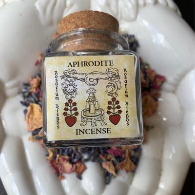 Rosarium Blend Aphrodite Incense