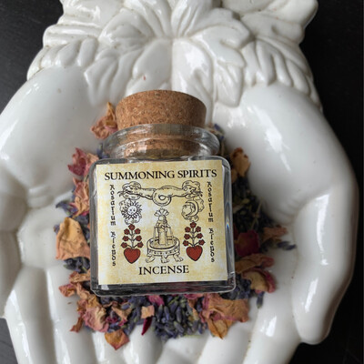 Rosarium Blends Summoning Spirits Incnese