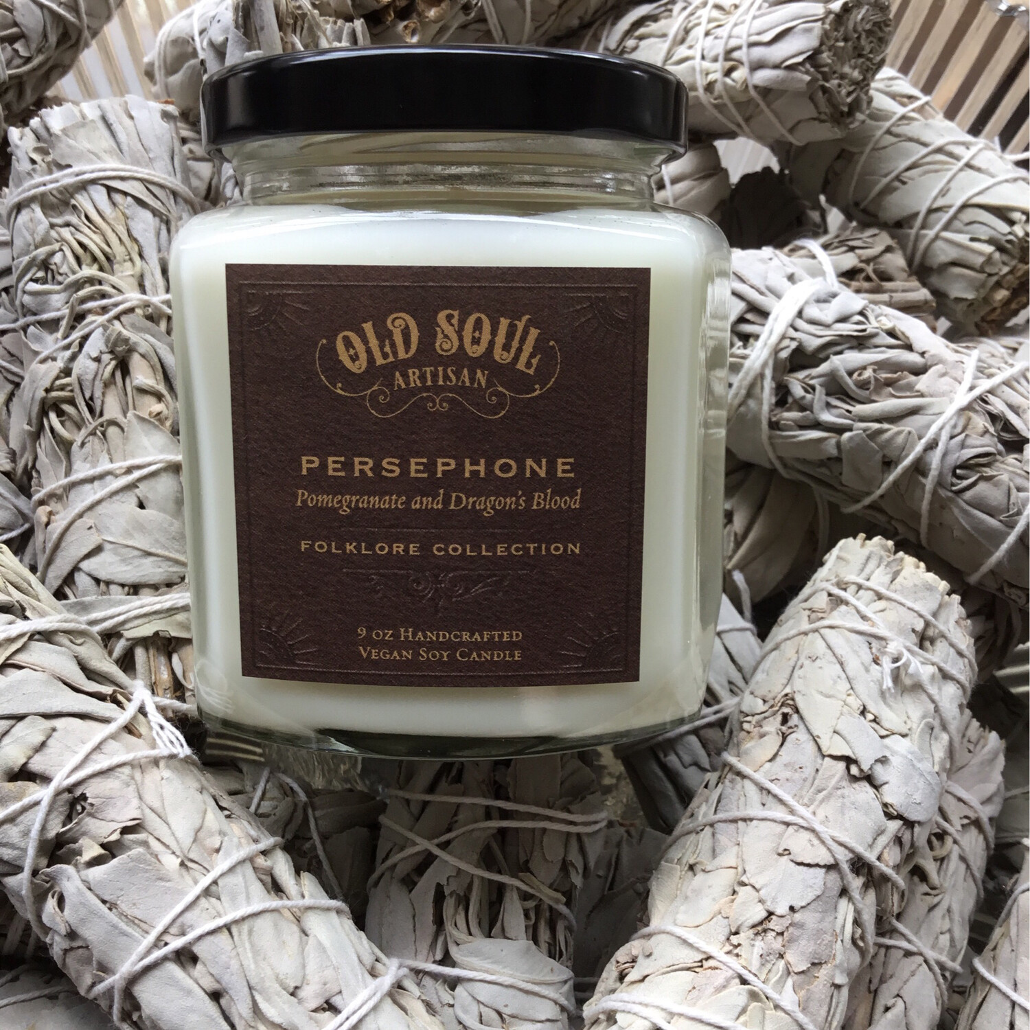 Persephone Candle