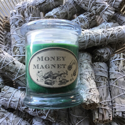 TPW Money Magnet Candle