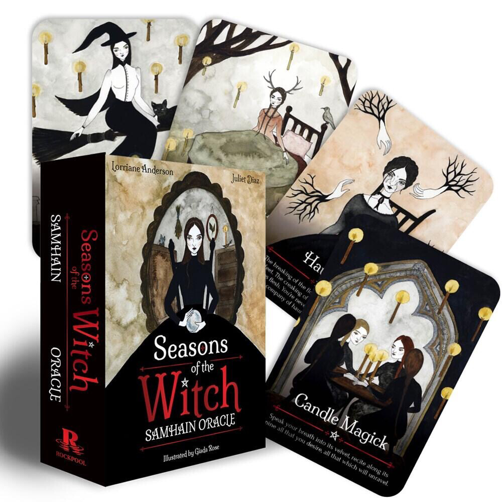 Seasons of the Witch Oracle Deck