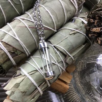 Vial Necklace