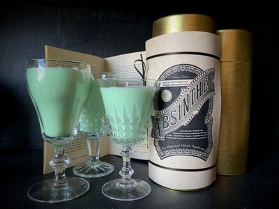 TPW Absinthe Candle