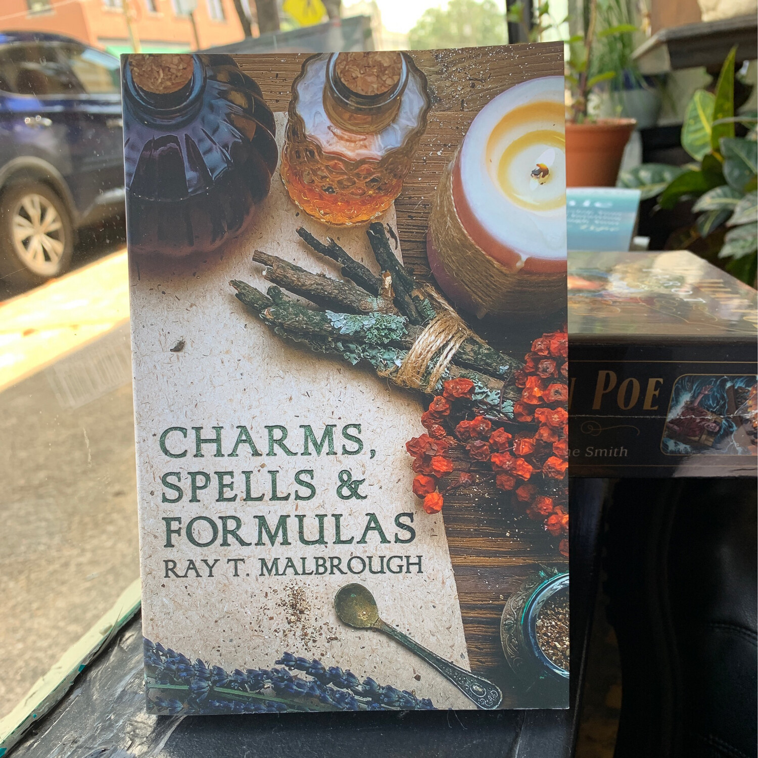 Charms Spells And Formulas
