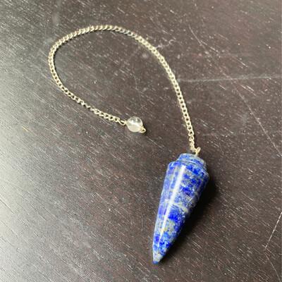 Lapis Lazuli Pendulum