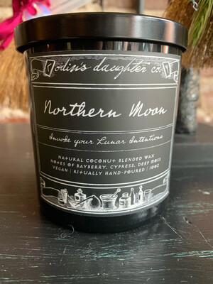 Odin's Daughter Candle - Northern Moon