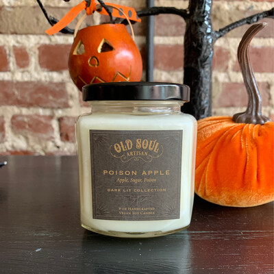 Poison Apple Candle