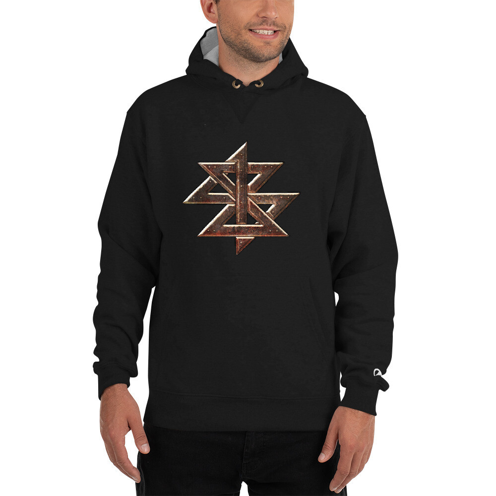 ZZ-Champion Pullover Rusted Khaoztar / Devil's Design