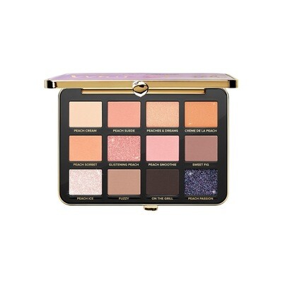 White Peach Eye Shadow Palette/toofaced