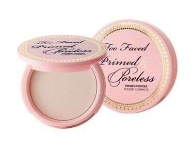 Toofaced Primed&poreless  Pressed Powder