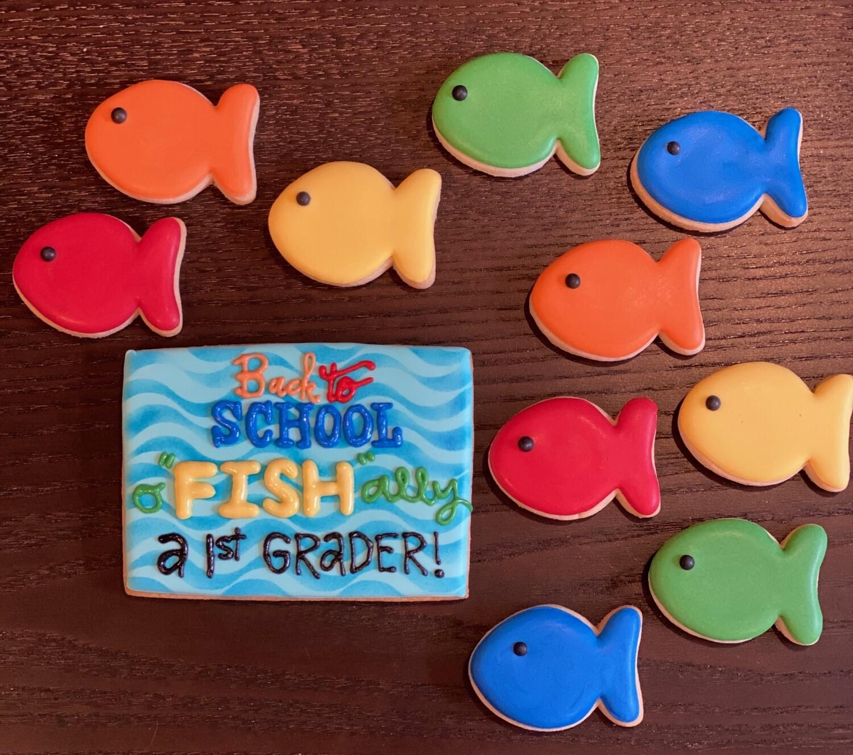 "O ""fish"" ally Back to School"