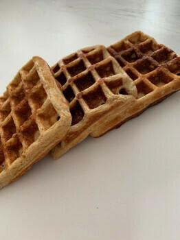 Waffles Proteicos