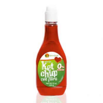 Salsa Ketchup 0% azúcar
