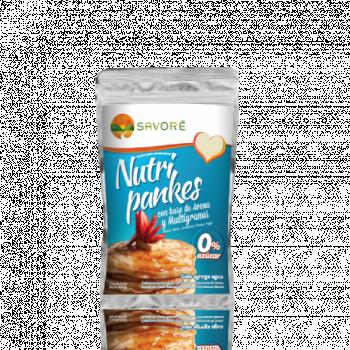 Nutripancakes sabor Natural 400 g