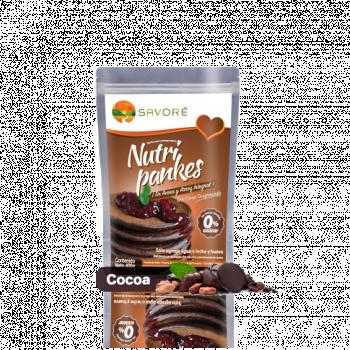 Nutripancakes sabor Cocoa 400 g