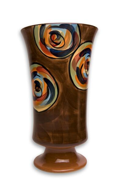 """Chinatown 10"""" Vase Utensil Holder"""