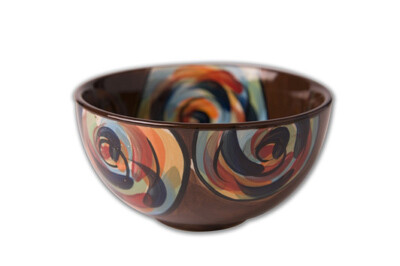"""Chinatown 6"""" Soup Cereal Bowl"""