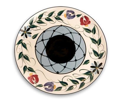 """Annabelle 13"""" Round Platter"""