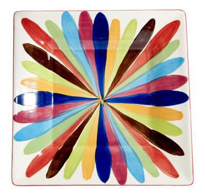 "Tango 8"" Square Salad Plate"