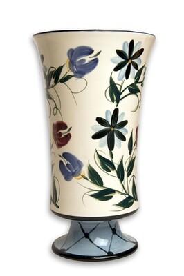 """Annabelle 10"""" Vase Utensil Holder"""