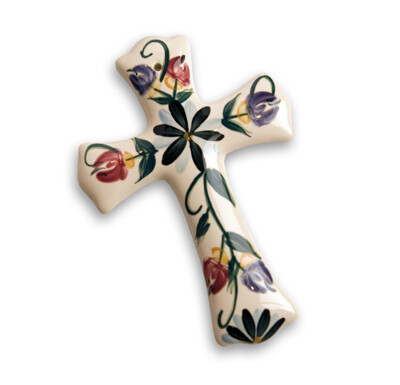 "Annabelle 8"" cross"