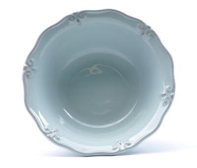 """Whisper Blue 12"""" Serving Bowl"""