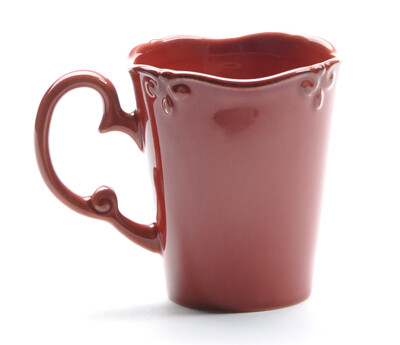 Rich Red 16oz Mug