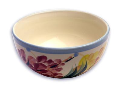 "Garden View 6"" Soup Cereal Bowl"