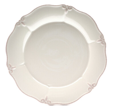 "French Cream 11"" Dinner Plate"