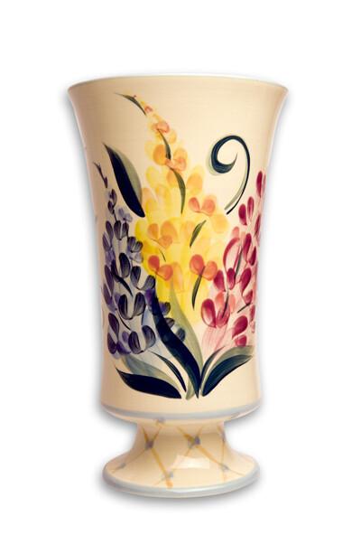 """Garden View 10"""" Vase Utensil Holder"""