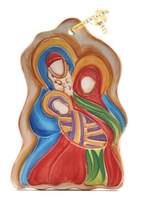 Nights of Wonder Holy Family Ornament
