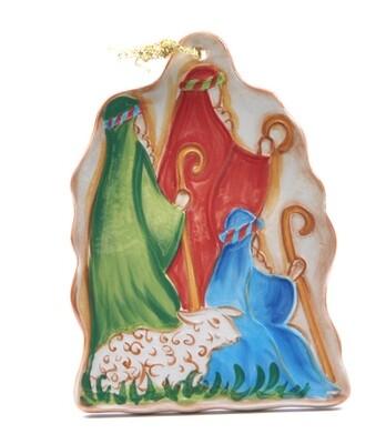 Nights of Wonder Shepherd Ornament