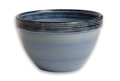 "Simply Gail Blue 5"" Dessert Bowl"