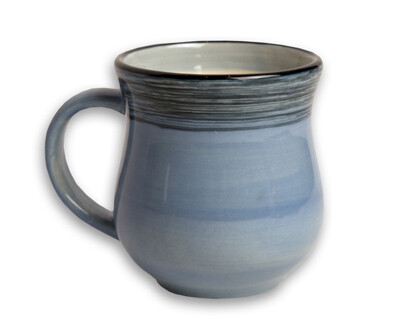 Simply Gail Blue 12 Ounce Mug