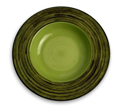"Simply Gail Green 8"" Pasta Bowl"