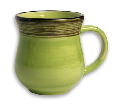 Simply Gail Green 12 Ounce Mug