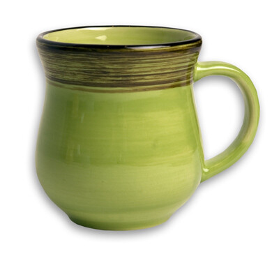 Simply Gail Green 12 Ounce Mug