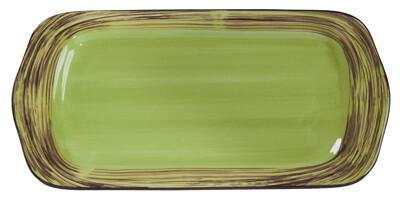 "Simply Gail Green 11"" Serving Platter"