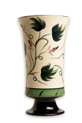 """Grapevine 10"""" Vase Utensil Holder"""