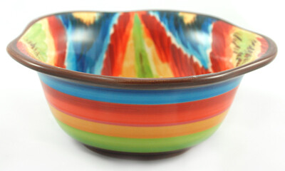 "Endless 5"" Scalloped bowl"