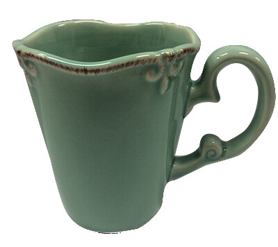 Aqua 16oz Mug